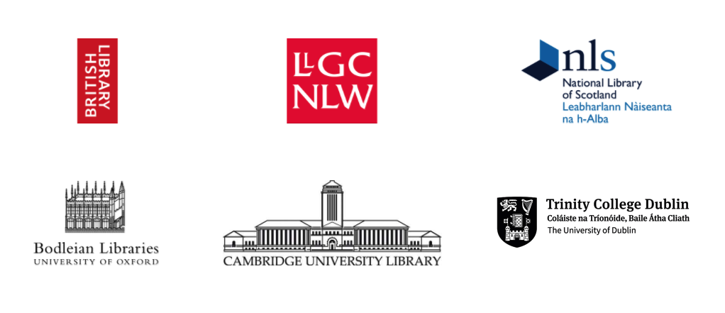 Partners of The British Library